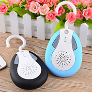 BTS19 IPX4 Waterproof Bluetooth V3.0 Rechargeable Speaker w/ FM / Mic / Hands-free - Assorted Colors