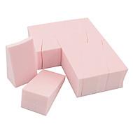 Sminkeoppbevaring Puff Pulver/Skjønnhetsblender 13.3*11.4*2 Oransje / Hvit