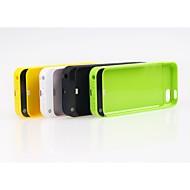 4200mAh zewnętrzna bateria przenośna walizka na iphone5s iphone5c iphone5 (różne kolory)