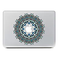 Circular Flower 21 Decorative Skin Sticker for MacBook Air/Pro/Pro with Retina Display