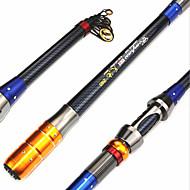 テレスピンロッド / 釣り竿 テレスピンロッド アルミ / カーボン 270 M 海釣り / スピニング / 川釣り / 一般的な釣り / 流し釣り/船釣り ロッドFDDL