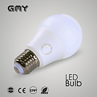 7W B22 / E26/E27 LED Globe Bulbs A60(A19) 14 SMD ≥600 lm Warm White / Cool White Decorative AC 220-240 V 1 pcs