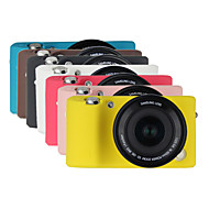 Dengpin Soft Silicone Armor Skin Rubber Camera Cover Case Bag for Samsung NX500 (Assorted Colors)