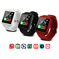 bluetooth slimme horloge U8 horloge u SmartWatch voor Samsung S4 / note2 / 3 htc lg Xiaomi Android telefoon van Apple smartphones