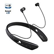 New Sport Binaural Waterproof Bluetooth 4.0 Earphones In Ear Apt-X Wireless Music Headphone for iPhone 6 Samsung S6 Sony