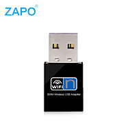 mini usb scheda wireless Zapo W77 usb scheda di rete wireless rtl8192 300m scheda wireless wifi ricevitore wireless