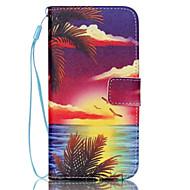 merimaisema kuvio PU nahka puhelin tapauksessa Galaxy S3 / S4 / S5 / S6 / S6 reuna / galaxy S6 reuna plus / S3 mini / S4 mini / S5 mini