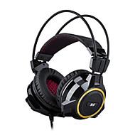 auriculares para juegos de juegos de ordenador auricular siberia v5 voz un auricular con los auriculares de juego micrófono