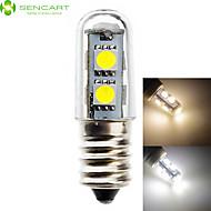 E14 1.5W 7LED 5050 SMD 120LM  Warm White / Cool White Light LED Refrigerator Candle Light Bed Corn Bulb(220V)