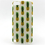 ananas maleri mønster TPU myk sak for ipod touch 5