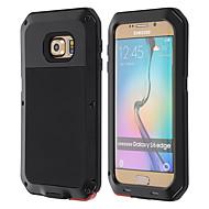 lunatik aluminiu caz la șocuri impermeabil pentru margine Samsung Galaxy S6 (Color asortate)