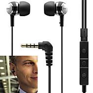 opprinnelige c260r hifi in-ear hodetelefoner støyisolering bass stereo sport fashion øretelefon&mic for iphone 6 / 6plus