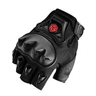 Luvas Esportivas Luvas de Ciclismo Moto Sem Dedo Todos Anti-Derrapagem / Rótulo Fácil de Retirar / Anti-desgaste / ProtecçãoPrimavera /