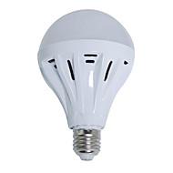 hry® 12w E27 1150lm varma / kallt vitt glödlampor ledde globe-lampor (220V)