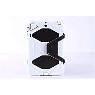 mode verdediger geval waterdichte schokbestendige geval pc + siliconen hybride case cover voor de iPad mini 3/2/1 retina
