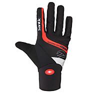 Activiteit/Sport Handschoenen Fietshandschoenen Fietsen Lange Vinger / Winter Handschoenen HerenAnti-Slip / Makkelijk Aftrekbaar Lipje /