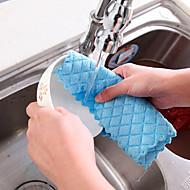 lavar os pratos na cor aleatória cozinha