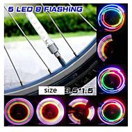 Eclairage de Velo , Autre - 4 ou Plus Mode 90 Lumens Couleurs changeantes AG10 x 3 Batterie Cyclisme/Vélo / Conduite / motocycle
