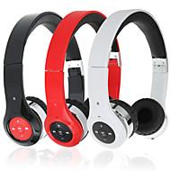 rekbaar&inklapbare draadloze bluetooth v3.0 headset hoofdtelefoon met microfoon voor de iPhone iphone6 6plus s6 s6 rand