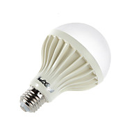 YouOKLight® 1PCS E27 9W 15*SMD5630 700LM 3000K/6000 Warm White/Cool White Light  LED Globe Bulbs (AC 220V)