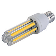 1 pcs E26/E27 16 W 12 x COB 1650 LM Warm White / Cool White B Decorative LED Corn Bulbs AC 85-265 V