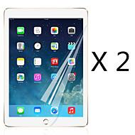 (2 peças) filme protetor de tela de alta definição para iPad mini 4