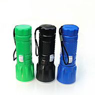 Lights LED Flashlights/Torch LED 100 Lumens 1 Mode LED Other Adjustable Focus Compact Size EmergencyCamping/Hiking/Caving Everyday Use