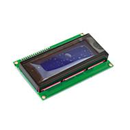 iic / i2c 2004 LCD-Modul Bluescreen bietet Bibliotheksdateien für die Arduino