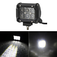 Osram Fish Eyes 4 Inch 30W Offroad Spot Beam LED Light Bar For Trailer 4X4 4WD ATV SUV 24V Car Auto Driving Fog Lamp