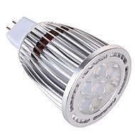 9W GU5.3(MR16) LED-spotlys MR16 7 SMD 850 lm Varm hvid / Kold hvid Dekorativ AC 85-265 / AC 12 V 1 stk.