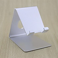 estilo de escritorio de aleación de aluminio para el iPad - plata