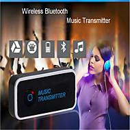 más nuevo transmisor tv bluetooth, compatible con la televisión, escritorio, radio, ipad, no perturba a las familias más