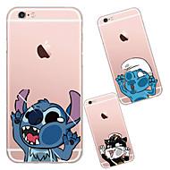 iPhone 7 maycari®running liian nopeasti läpinäkyvä TPU kotelo iphone 6 / iphone 6s