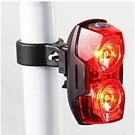 자전거 라이트 / 자전거 후미등 / 안전 등 LED - 싸이클링 방수 / 휴대성 / 경고 AAA 400 루멘 배터리 사이클링