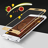 ASLING 0.2mm 3D Full Cover Arc Explosion-proof Tempered Glass Screen Protector for Samsung Note Edge