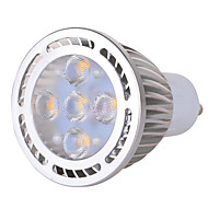 GU10 7 w 5 x 3030 smd 630 lm varmvit / svalt vitt hög ljusa ledde spotlights ac 85-265 v