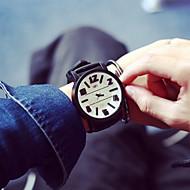 Large Dial Watches Men Luxury Brand Sports Watches Women Dress Quartz Clocks Army Vintage Rubber Band Watch Wrist Watch Cool Watch Unique Watch