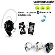 すべての電話のためのユニバーサルステレオヘッドセットブルートゥースイヤホンヘッドホンv4.0のワイヤレスBluetoothハンズフリーサムスンS6 S5 S4