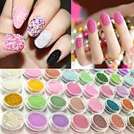 12pcs Caviar Beads Jewelry Small Nail Tools