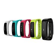 A8 Okos karkötő Vízálló / Ébresztőóra / Alvás követő / Stopper / Dugók & Töltők Bluetooth 4.0 / Bluetooth 2.0 / Bluetooth 3.0iOS /