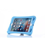 Colorful Children Kids Soft TPU Shock TPU Case Silicone Cover Stand for iPad mini 4 (Assorted Colors)