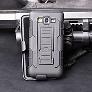 Mert Samsung Galaxy tok Ütésálló / Állvánnyal Case Teljes védelem Case Páncél PC Samsung A5 / A3