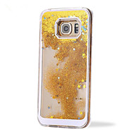 Liquid Glitter Colorful Paillette Sand Quicksand Back Case Cover For Samsung Galaxy S3/S4/S5/S6/S6 Edge/S6 Edge +