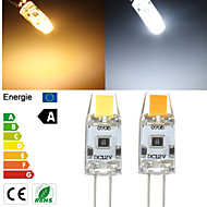 G4 LED à Double Broches T 1 COB 150 lm Blanc Chaud / Blanc Froid Gradable DC 12 V 1 pièce