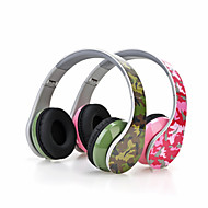 trådløs bluetooth justerbare hode sammenleggbar over-ear headset musikk øretelefon for iphone samsung tablet pc
