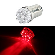 4 x 1157 BA15S Red 9 LED Tail Parking Stop Light Bulb Lamp
