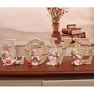 Gyanta Esküvői dekoráció-4Piece / Set Tavasz Nyár Ősz Tél Nem személyesíthető