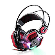 NUBWO NO-5000 Desktop PC Headset A Headset With A Microphone Headset Voice Games Internet Emitting Edition