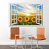 Feiertage Wand-Sticker 3D Wand Sticker , pvc 60x90x0.1cm