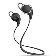 bluetooth 4.1 headset stereo qy8 trådlösa sport hörlurar hörlurar för iPhone SUMSUNG med mikrofon